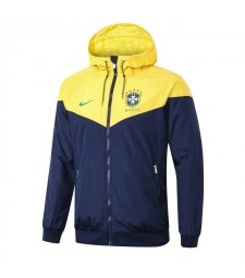 Brazil Royal Blue Windrunner 2018/2019